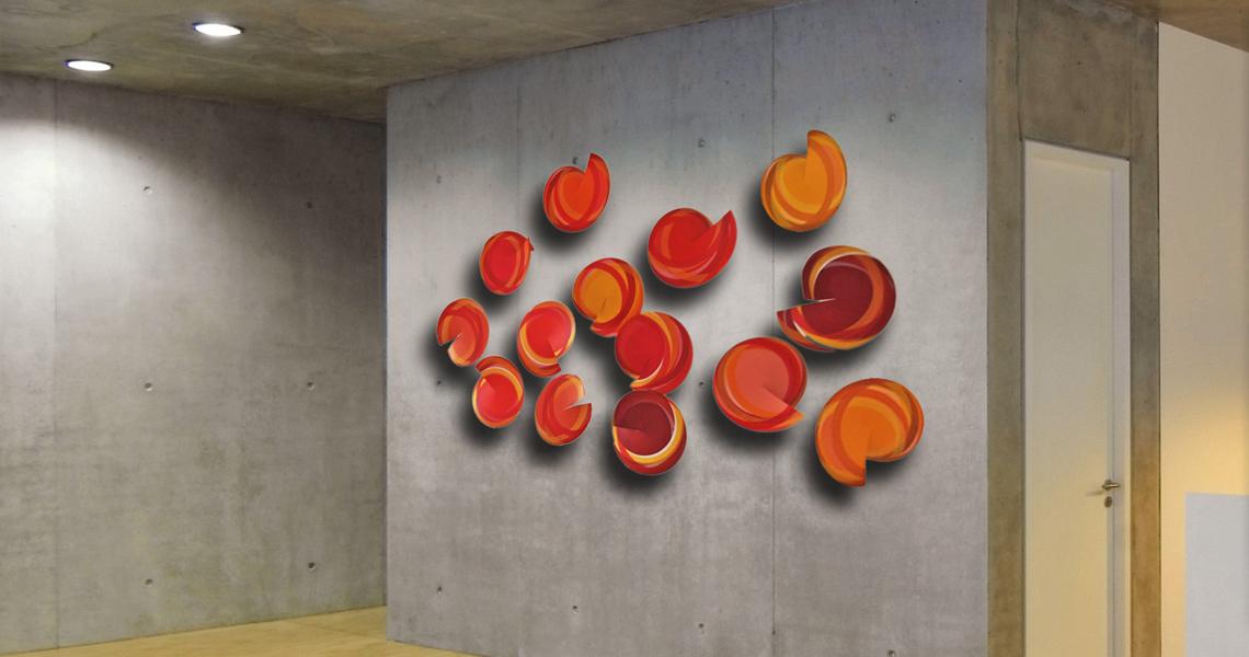 Twister sind eine Produktlinie der Designmaufaktur MOVIS