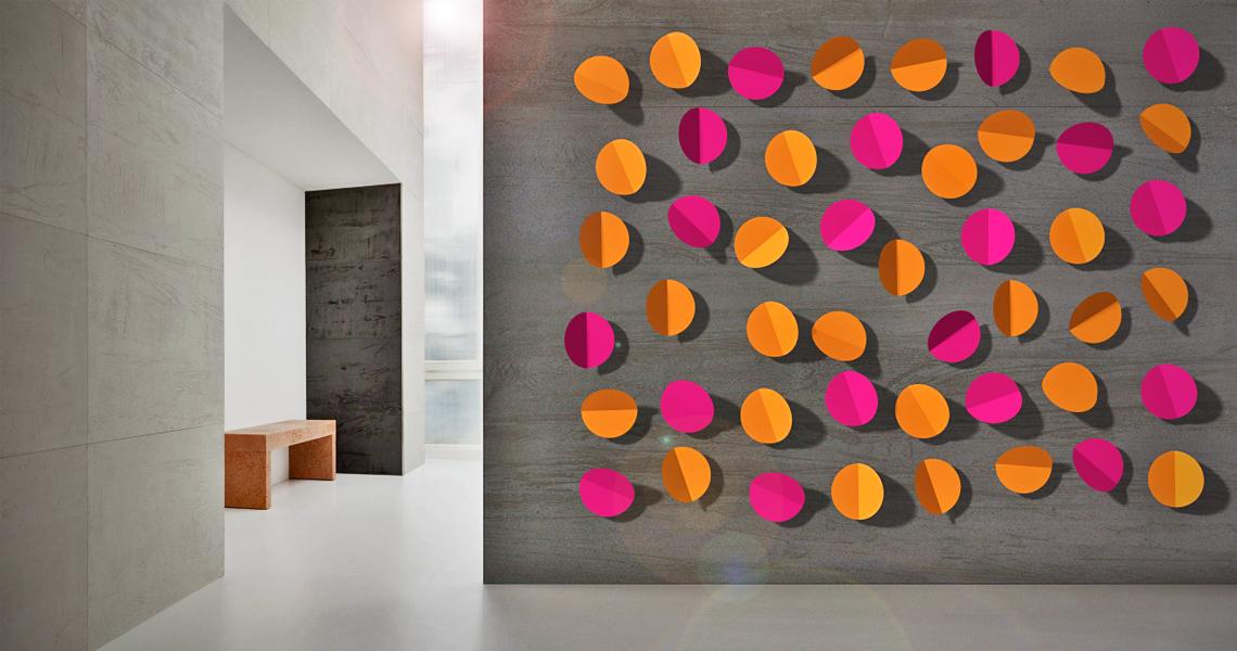 Die Linie MoreDots der Berliner Designmanufaktur MOVIS